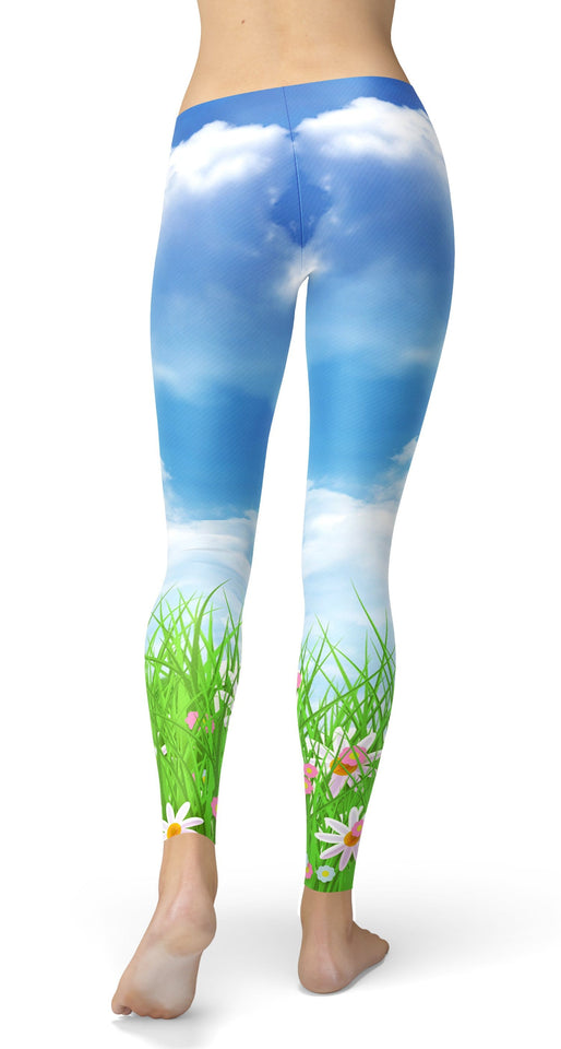 Spring Leggings - US FITGIRLS