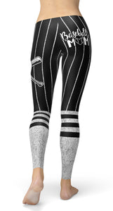BASEBALL PANTS Leggings
