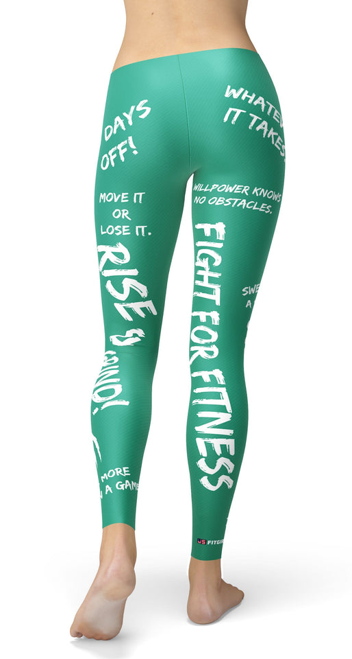 Whatever it takes! Leggings - US FITGIRLS