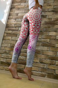 Aztec Tribal Leggings - US FITGIRLS