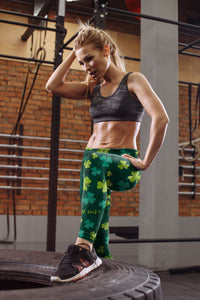 Good Luck Leggings - US FITGIRLS