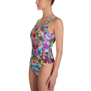 Floral Swimsuit - US FITGIRLS
