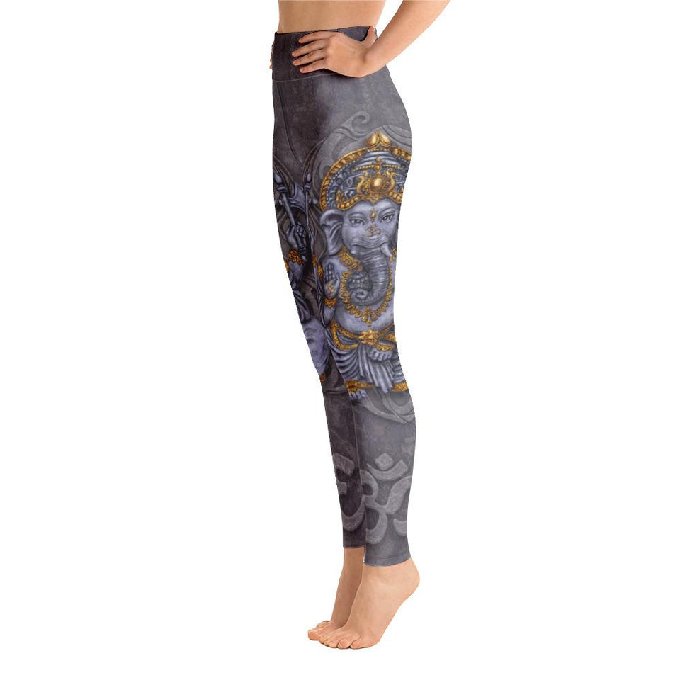 GANESH Yoga Leggings - US FITGIRLS