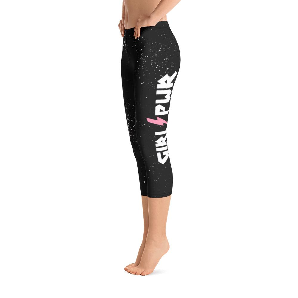 Girl PWR Capri Leggings - US FITGIRLS