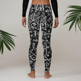 Viking Symbol Leggings - US FITGIRLS