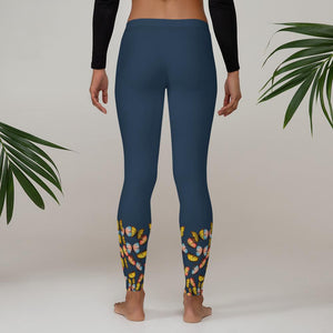 Colorfull ButterFly Leggings - US FITGIRLS