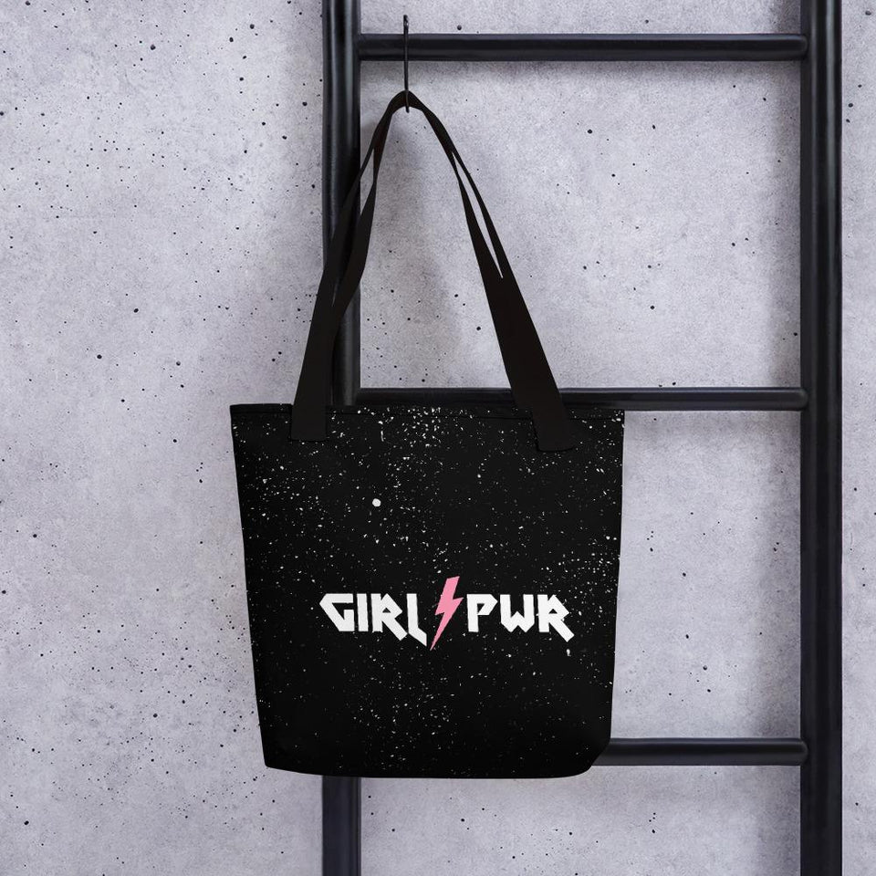 Girl PWR Tote bag - US FITGIRLS