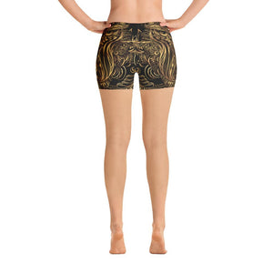 Owl Shorts - US FITGIRLS