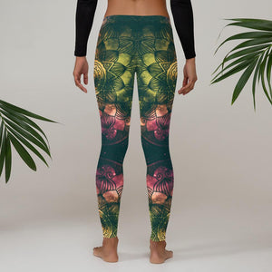 Universe Mandala Leggings - US FITGIRLS