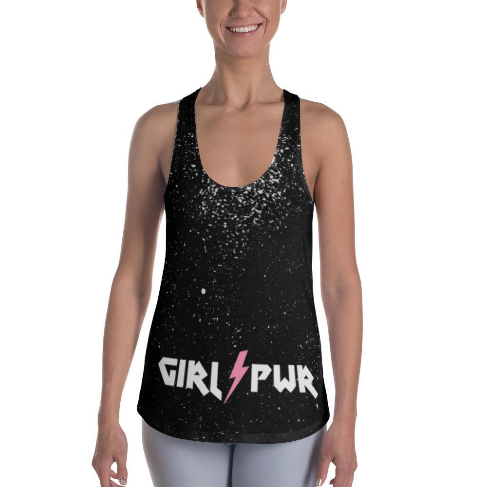 Girl Power Racerback Tank - US FITGIRLS