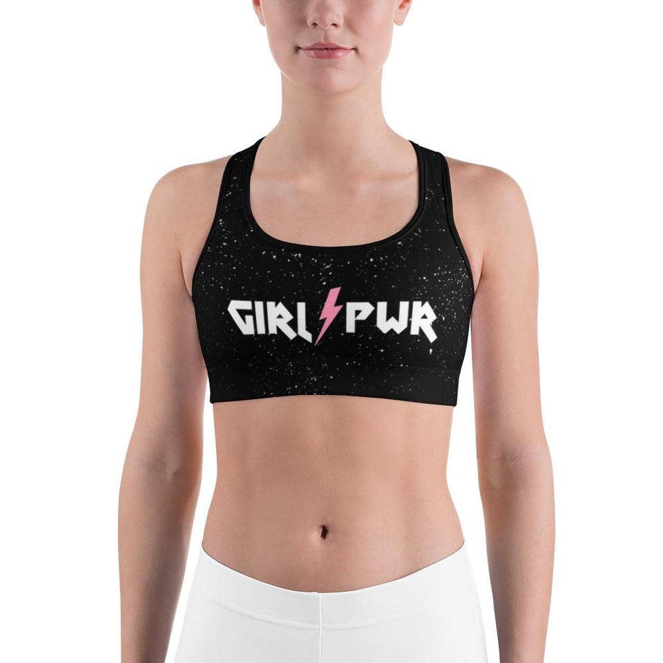 Girl PWR Sports bra - US FITGIRLS