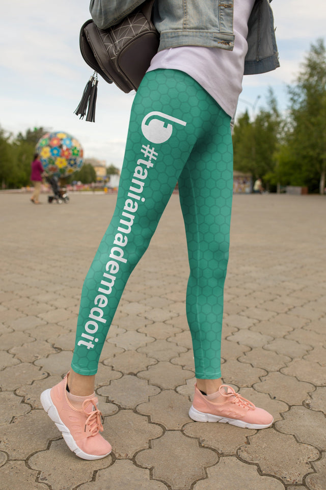 Tania Leggings - US FITGIRLS