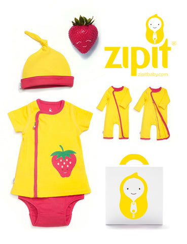 NEW! Zipit Hello Sunshine Collection