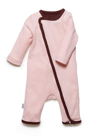 zip-up onesie