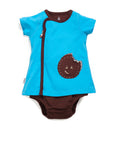 zip-up cookie dress - Zipit® | Babywear with Zips for Easier Dressing