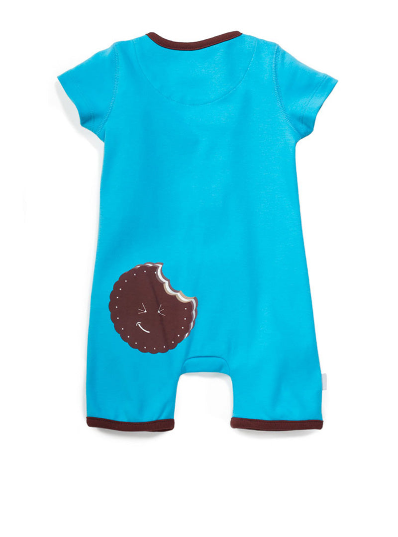 zip-up cookie romper - Zipit® | Babywear with Zips for Easier Dressing