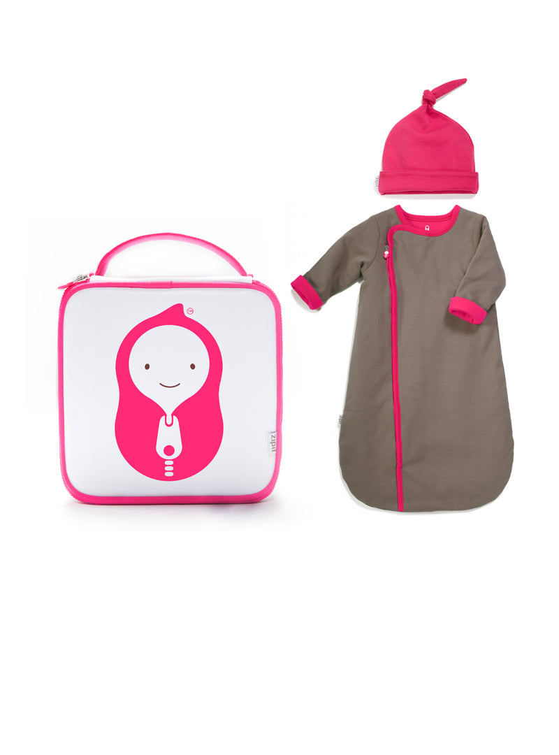 Sleep Sack Gift Set - Zipit® | Babywear with Zips for Easier Dressing