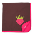 raspberry baby blanket - Zipit® | Babywear with Zips for Easier Dressing