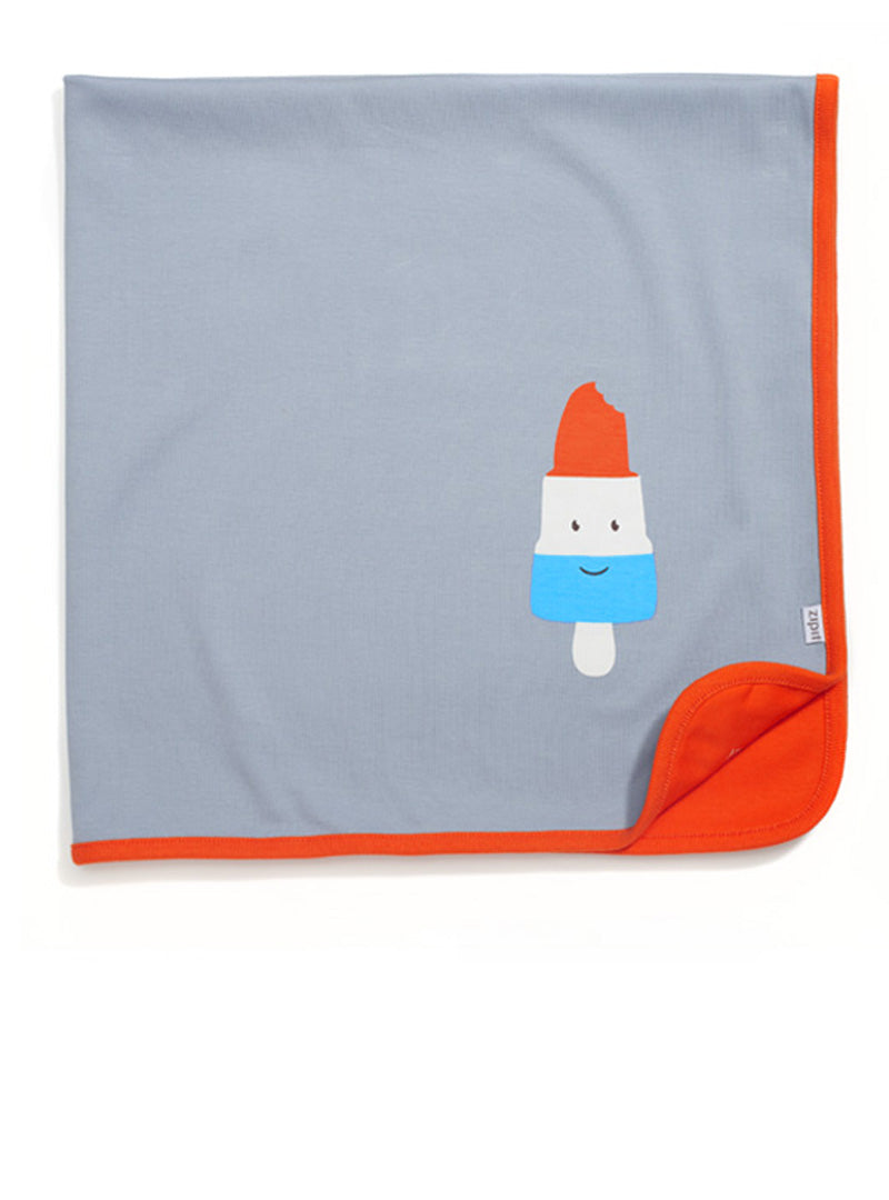 rocket pop baby blanket - Zipit® | Babywear with Zips for Easier Dressing