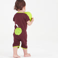 zip-up apple rompers - Zipit® | Babywear with Zips for Easier Dressing