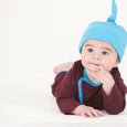 zip-up onesie chocolate - Zipit® | Babywear with Zips for Easier Dressing