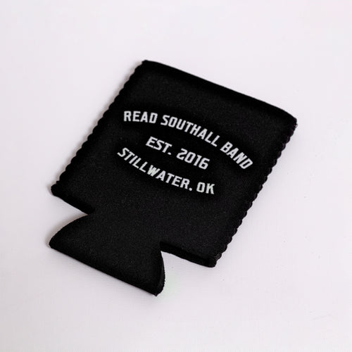 Simple Black Koozie