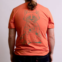 Load image into Gallery viewer, Eaz Up Raccoon Tee
