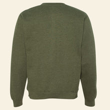 Load image into Gallery viewer, Army Green Midweight Sweatshirt