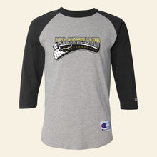 Load image into Gallery viewer, Roadrunner Three-Quarter Raglan by Champion