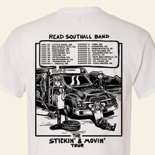 Load image into Gallery viewer, 2019 Stickin' N Movin' Pocket Tee