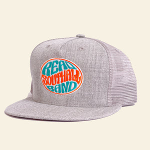 Heather Grey Snap-Back Hat