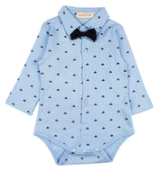 Infant Toddler Baby Boys Gentlemen 4-Piece Tuxedo Suit Formal Wear Outfit - Bilo store