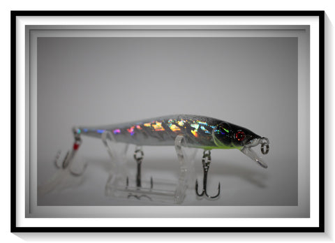 HOLOGRAPHIC 110MM JERKBAIT