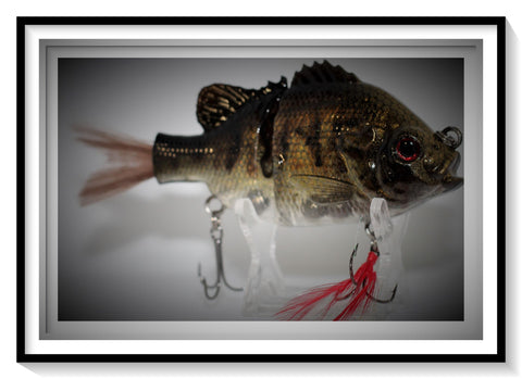 SMALLMOUTH 2-JOINTED SWIMBAIT