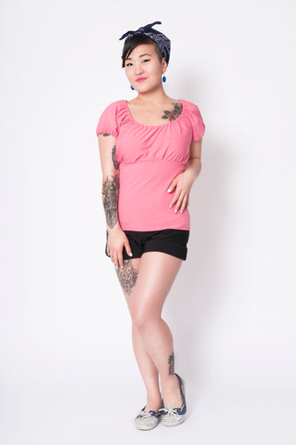 Trixie Top in Pink