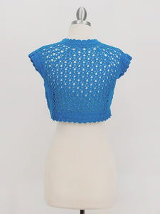 Hand Crocheted Bolero