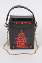 Load image into Gallery viewer, Chinese Takeout Handbag - Multiple Colors