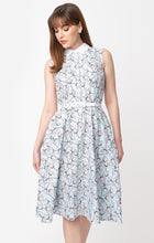 Load image into Gallery viewer, Darlene Floral Swing Dress