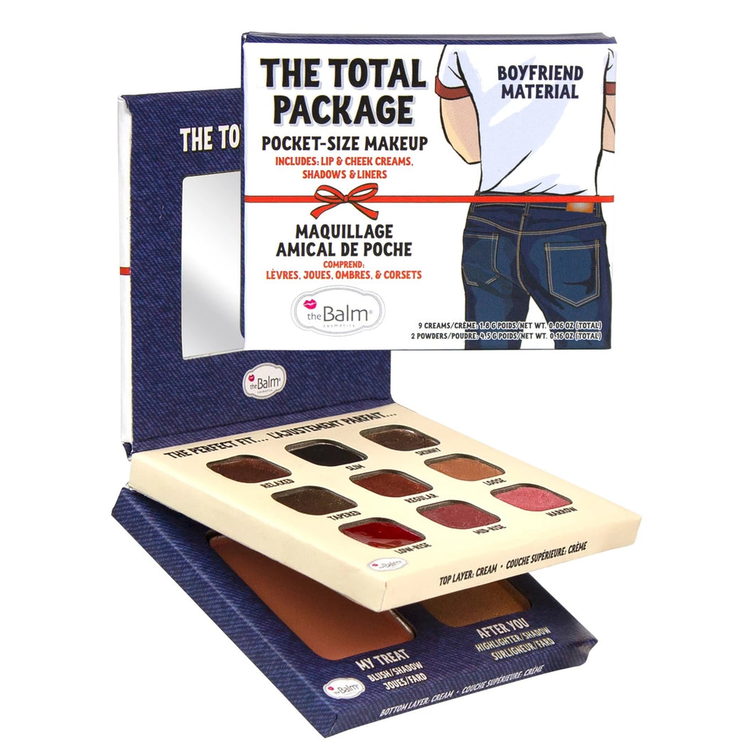 The Total Package, All-In-One Palette in Denim (Boyfriend Material)