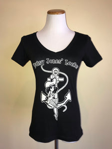 Daisy Jones' Locker Pirate Babe V-Neck