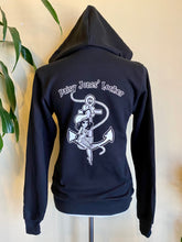 Load image into Gallery viewer, Daisy Jones' Locker Pirate Babe Zip-up Hoodie