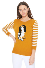 Load image into Gallery viewer, King Charles Spaniel Sweater