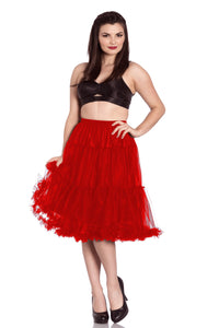 Polly Petticoat in Red