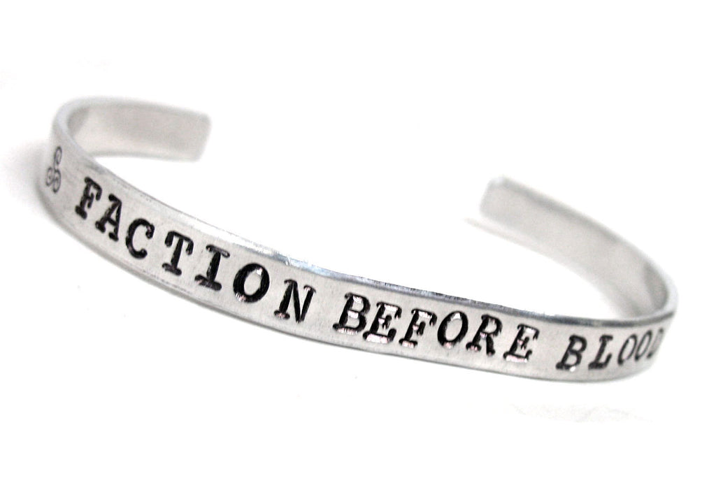 Faction Before Blood - Aluminum Bracelet
