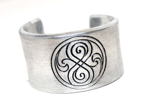 Seal of Rassilon - Aluminum Ring