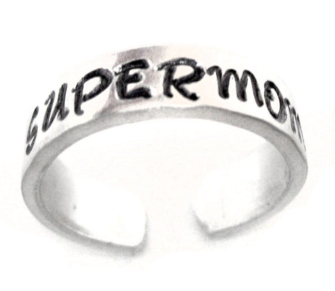 Supermom - Aluminum Ring