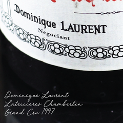 Dominique Laurent Latricieres Chambertin Grand Cru 1997