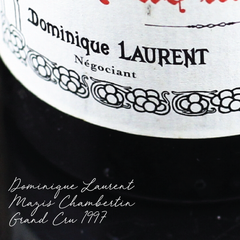 Dominique Laurent Mazis Chambertin Grand Cru 1997