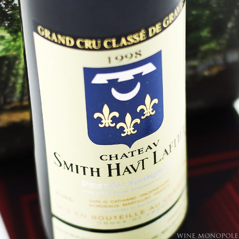 Chateau Smith Haut Lafitte 1998