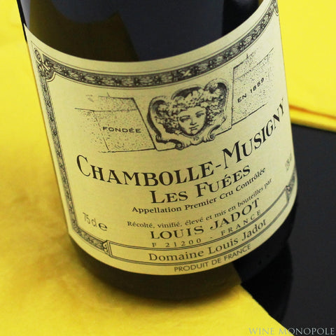 Louis Jadot Chambolle Musigny Les Fuees Premier Cru 2006